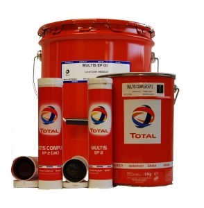 Total lubricants family of grease
