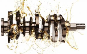 Inside of an Engine
