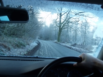 Driving in Winter Conditions