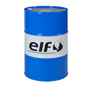 Elf Oil Barrel