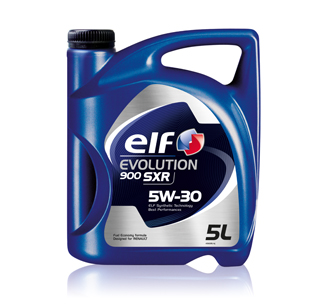 Elf Evolution 900 SXR 5w30 Engine Oil with Synthetic Technology