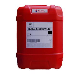 Rubia tir 4400 15w 40 finol for Air compressor oil vs motor oil