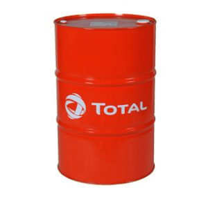 Total Red Oil Barrel