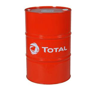 Total Red Oil Barrel