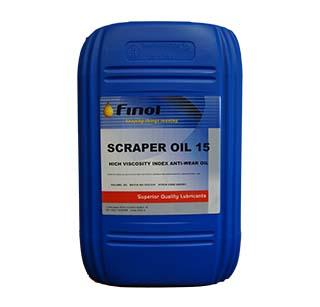 Scraper Oil 15