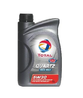Quartz Ineo MC3 5W-30 Engine Oil