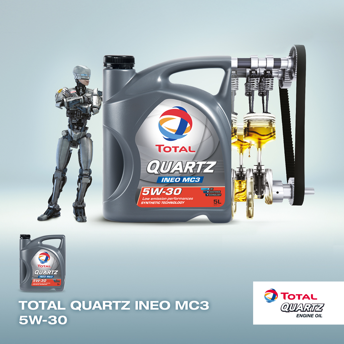 Quartz Ineo MC3 Engine Protection