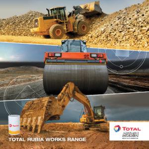 Rubia Works Range