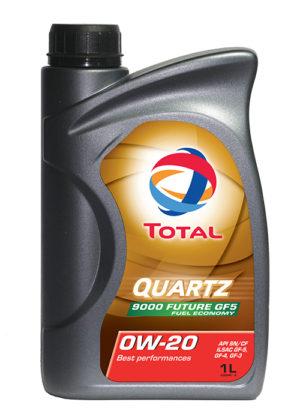 QUARTZ 9000 FUTURE GF5 0W20 1L Engine Oil
