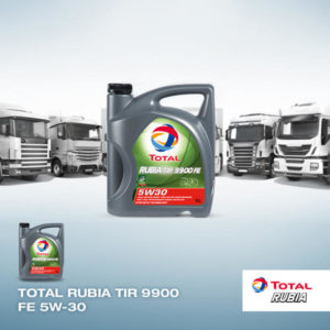 Rubia 9900 Engine Oil