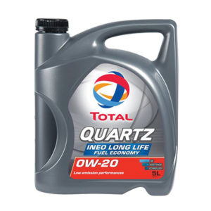 Total Quartz Ineo long Life 0W-20 Available Today
