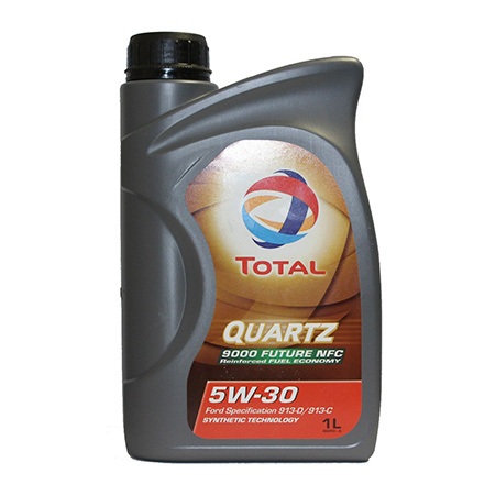 Total Quartz 9000 Future FGC 5W-30 Fully Synthetic Engine Oil
