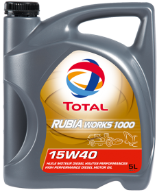 Rubia Works Engine Oil