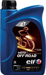 Moto 2 Off Road Motorcycle Oil