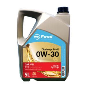 Challenge Pro E 0w-30 engine oil