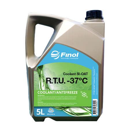 Finol Coolant SI OAT RTU -37C
