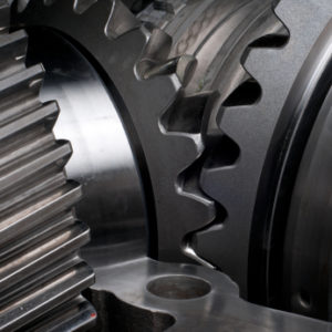 Gears in an automotive vehicle