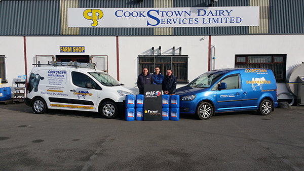 Cookstown Dairy Services