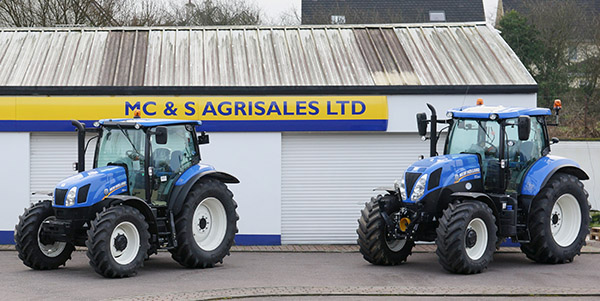 MC & S Agri Sales